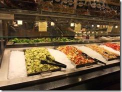 デリ店内の惣菜