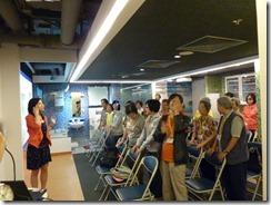 香港の健常者向け健康教室