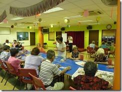 シンガポールの高齢者向け住宅風景