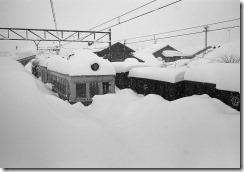 サンパチ豪雪南越線