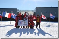 ■南極点2009年1月